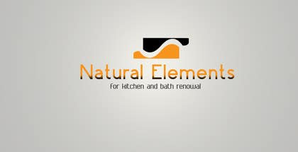 #89 for Design a Logo for Natural Elements for Kitchen and Bath Renewal by PoisonedFlower