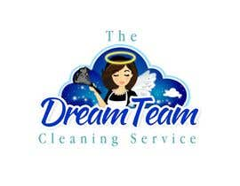 "#1 untuk Design a Logo for 'The Dream Team Cleaning Service"" oleh VirtualAtoZ"