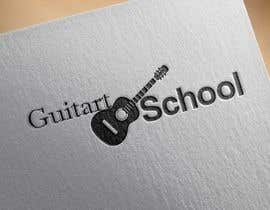 #48 for Design a Logo for a Guitar School by cristinaa14