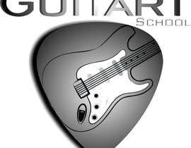 #36 for Design a Logo for a Guitar School by riplay