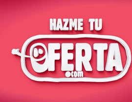 #16 untuk Diseñar un logotipo for tienda virtual hazmetuoferta.com oleh Galaimo