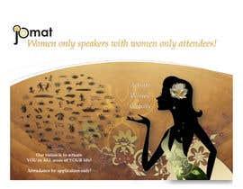 NatashaSoeiro tarafından Design a Brochure for a Women's Conference için no 9