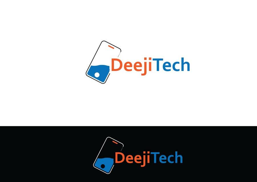 Penyertaan Peraduan #59 untuk Design a Logo for mobile phone accesories shop