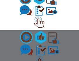 #6 untuk Icon Design for Mobile App oleh towhidhasan14
