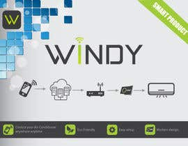 #31 untuk Packaging Designs for Windy Product oleh zeddcomputers