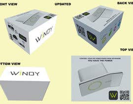 #27 untuk Packaging Designs for Windy Product oleh HeavenKnight28