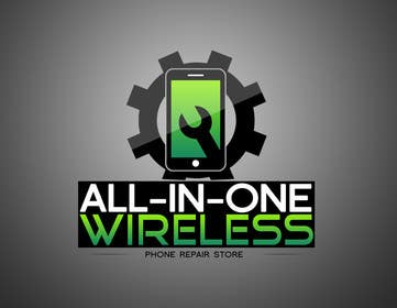 #119 untuk Design a Logo for All In One Wireless oleh HDiangca