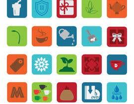 #57 untuk Design Icons for new Bulk Herb Store website oleh Tjdezine