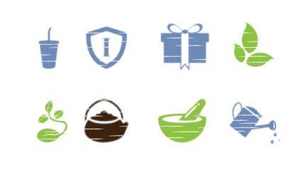 #96 untuk Design Icons for new Bulk Herb Store website oleh khadkamahesh07