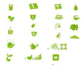 #75 untuk Design Icons for new Bulk Herb Store website oleh mahrajav