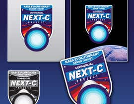 #160 for NASA Challenge: Design a Logo for NASA Evolutionary Xenon Thrust – Commercial (NEXT-C) Project by Adrianm2d