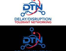 moonpark tarafından NASA Challenge: Design a Logo for Delay/Disruption Tolerant Networking (DTN) Project için no 144