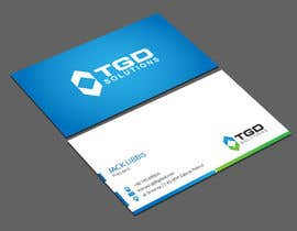 ALLHAJJ17 tarafından Design a Business Cards. için no 186