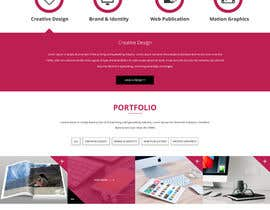 #12 untuk Design a Website Mockup for Web Design Agency oleh zaxsol