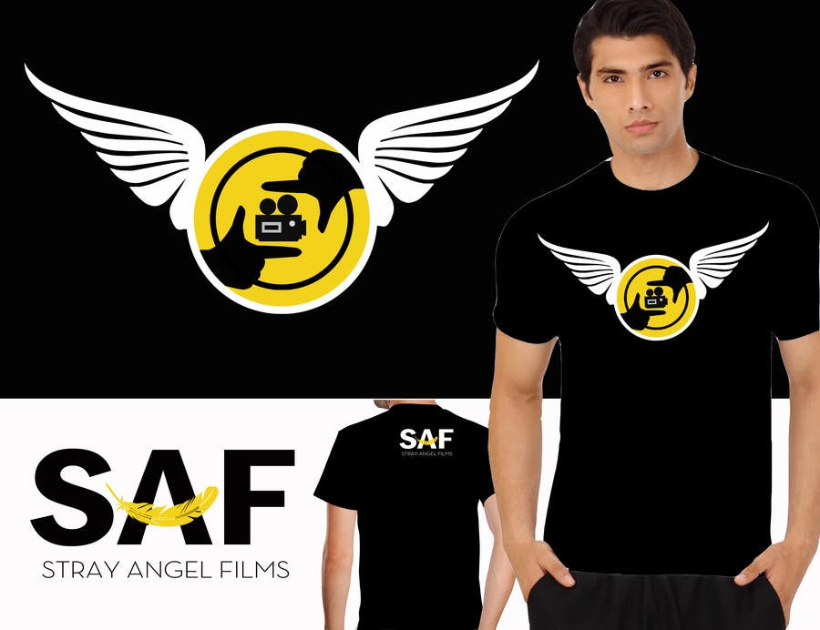 Contest Entry #45 for Design a T-Shirt for Stray Angel Films