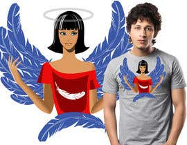 #22 untuk Design a T-Shirt for Stray Angel Films oleh venug381