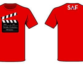 #67 untuk Design a T-Shirt for Stray Angel Films oleh DachmanLucian