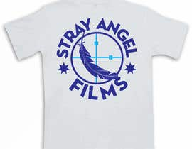 #71 for Design a T-Shirt for Stray Angel Films by willdie77