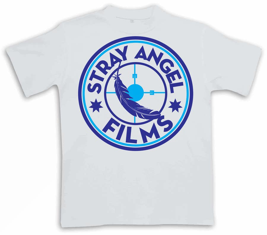 Contest Entry #72 for Design a T-Shirt for Stray Angel Films