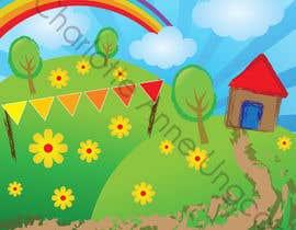 #1 untuk Backgrounds for pre-school show oleh capurehiyuy