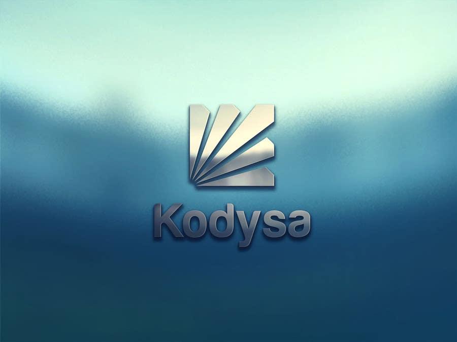 Penyertaan Peraduan #122 untuk Design a Logo for Kodysa