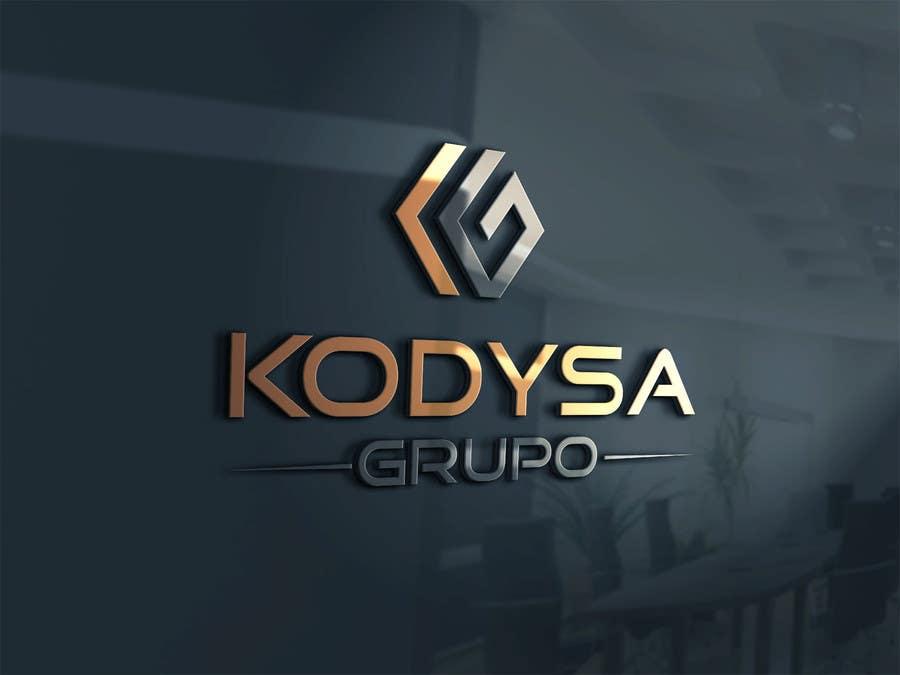 Penyertaan Peraduan #152 untuk Design a Logo for Kodysa