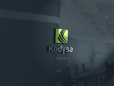 #87 untuk Design a Logo for Kodysa oleh thelionstuidos