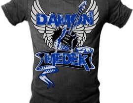 #25 untuk Design a T-Shirt for Band oleh mj956
