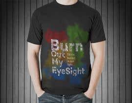 #22 untuk Design a T-Shirt for Band oleh elkholy9
