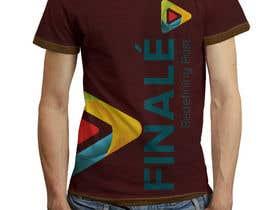 #22 untuk Design a T-Shirt for TV & Film oleh ayounos