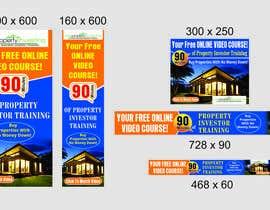 VMJain tarafından Design  Banners for property niche için no 15