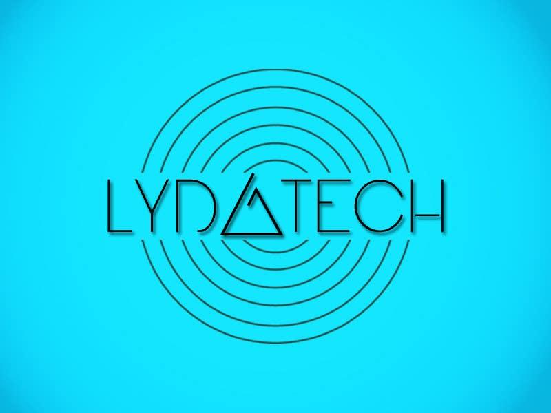 """Intrarea #41 pentru concursul """"Logo Design for LydaTech"""""""