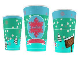 #11 untuk Design/illustrate Cup cover for printing oleh Riever