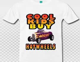 estellerjr tarafından Design a T-Shirt for Hotwheels fan için no 5