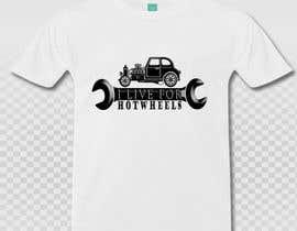 estellerjr tarafından Design a T-Shirt for Hotwheels fan için no 12