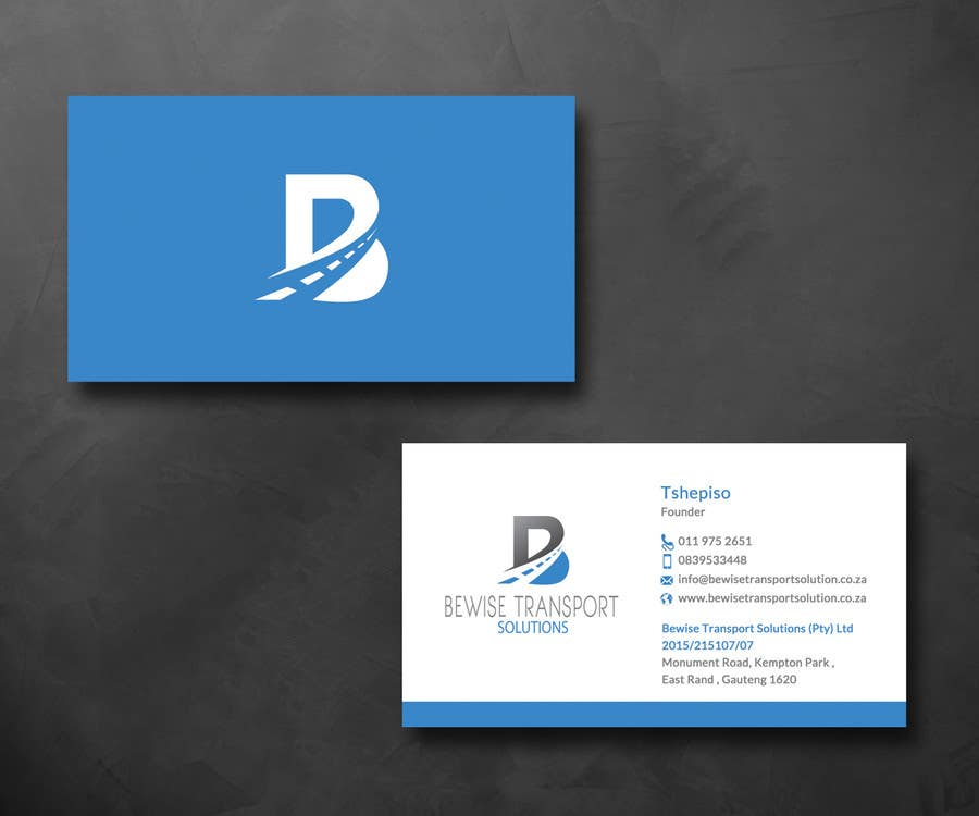 Entry #4 by SarahDar for Design a letterhead and business cards for ...