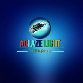 #33 untuk Design a Logo for a fibre optic & led light company oleh grapple2013
