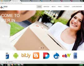#19 untuk Build a Website for Delivery Company - courier express oleh ninty9prologic