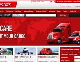 #3 untuk Build a Website for Delivery Company - courier express oleh antonypradeesh