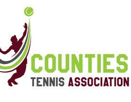 #42 untuk Design a Logo for Counties Tennis Association oleh kmsinfotech