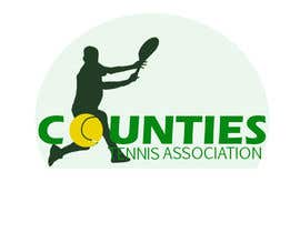 #32 untuk Design a Logo for Counties Tennis Association oleh falkensoftvw
