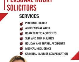 #3 untuk Design a Banner for Quay Solicitors oleh infosouhayl