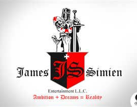 #32 para James Simien Entertainment por dhido