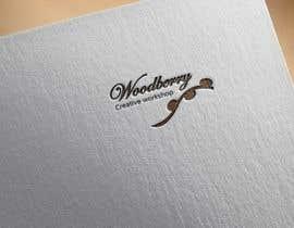 #4 untuk Logo for wood woodworking company oleh ayishascorpio