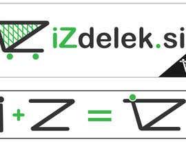 #177 untuk Design a Logo for site www.izdelek.si oleh chatl94