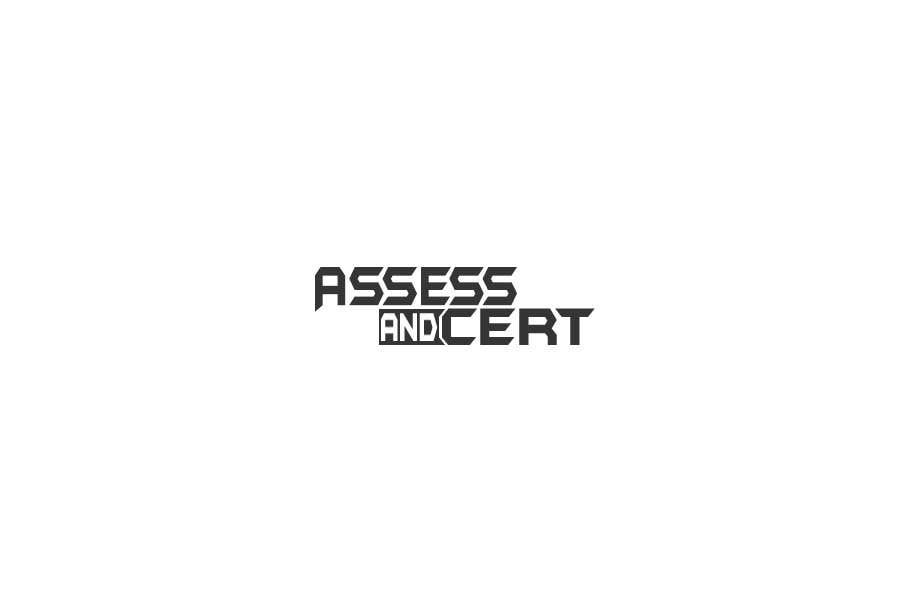 Penyertaan Peraduan #54 untuk Logo For Company Called Assess and Cert