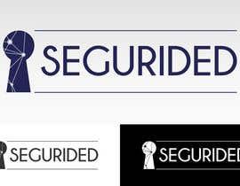 #33 untuk Diseñar un logotipo para Plataforma Web de Seguridad Electronica oleh RafaelQuintanaZ