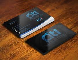 mohanedmagdii tarafından Design some Business Cards for  ATI için no 50