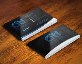 mohanedmagdii tarafından Design some Business Cards for  ATI için no 53