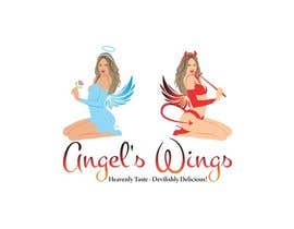 #38 untuk Design a Logo for Angel's Wings oleh creatrixdesign